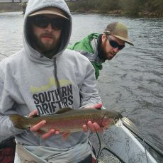 Streamers, Hoodies and Trout